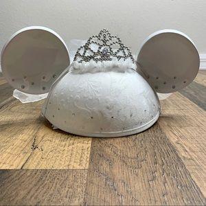 Disney Parks Bride Ears
